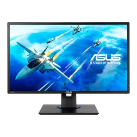 "ASUS VG245HE - LED-Monitor - 61 cm (24"") - 1920 x 1080 Full HD (1080p) - TN - 250 cd/m² Produktbild"