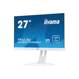 "Iiyama ProLite XUB2792QSU-W1 - LED-Monitor - 68.5 cm (27"") - 2560 x 1440 - IPS - 350 cd/m² Produktbild"