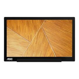 """AOC I1601FWUX - LED-Monitor - 39.6 cm (15.6"""") (15.6"""" sichtbar) - tragbar - 1920 x 1080 Full HD (1080p) - IPS Produktbild"""
