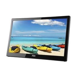 """AOC I1659FWUX - LED-Monitor - 40.6 cm (16"""") (15.6"""" sichtbar) - tragbar - 1920 x 1080 Full HD (1080p) - IPS Produktbild"""