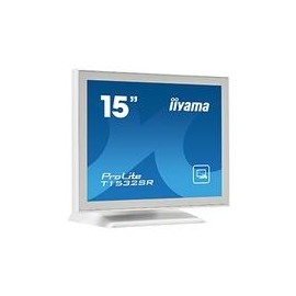 "Iiyama ProLite T1532SR-W1 - LCD-Monitor - 38 cm (15"") - Touchscreen - 1024 x 768 - TN Produktbild"