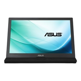 "ASUS MB169C+ - LED-Monitor - 39.6 cm (15.6"") - tragbar - 1920 x 1080 Full HD (1080p) - IPS Produktbild"