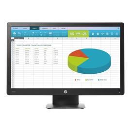 "HP ProDisplay P203 - LED-Monitor - 50.8 cm (20"") (20.0"" sichtbar) - 1600 x 900 - VA - 250 cd/m² Produktbild"