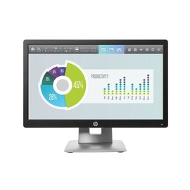 "HP EliteDisplay E202 - LED-Monitor - 50.8 cm (20"") (20.0"" sichtbar) - 1600 x 900 - IPS - 250 cd/m² Produktbild"