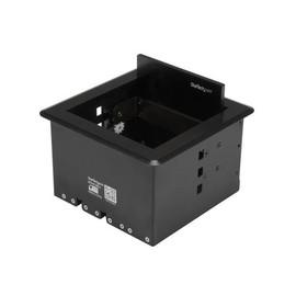 StarTech.com Kabelmanagement Box für Konverenztische - Konferenzraum AV - Konferenztisch Konnektivitätsbox - Produktbild