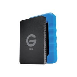 "G-Technology G-DRIVE ev RaW GDEVRSSDEA10001SDB - Solid-State-Disk - 1 TB - extern (tragbar) - 2.5"" (6.4 cm) Produktbild"