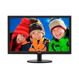 """Philips V-line 223V5LHSB - LED-Monitor - 54.6 cm (21.5"""") - 1920 x 1080 Full HD (1080p) - 250 cd/m² - 1000:1 Produktbild"""
