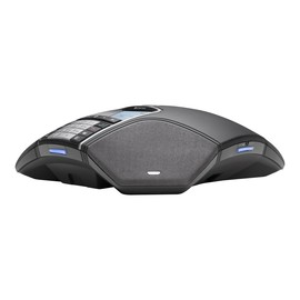 Konftel 300Wx - Schnurloses Konferenztelefon - DECT\GAP - Liquorice Black Produktbild