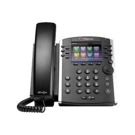 Polycom VVX 400 - VoIP-Telefon - SIP - 12 Leitungen Produktbild