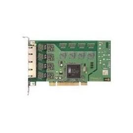 Gerdes AG PrimuX 4S0 NT - ISDN Terminal Adapter - PCI - ISDN BRI S0 - Digitalsteckplätze: 4 Produktbild