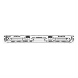 Cisco FXS Double Wide Service Module - Sprach- / Faxmodul - Analogsteckplätze: 72 - für Cisco VG350 Analog Voice Produktbild