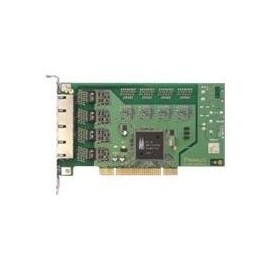 Gerdes AG PrimuX 4S0 - ISDN Terminal Adapter - PCI - ISDN BRI S0 - Digitalsteckplätze: 4 Produktbild