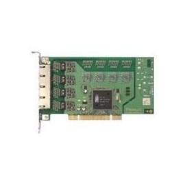 Gerdes AG PrimuX 2S0 NT - ISDN Terminal Adapter - PCI - ISDN BRI S0 - Digitalsteckplätze: 2 Produktbild