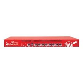 WatchGuard Firebox M470 - Sicherheitsgerät - mit 1 Jahr Basic Security Suite - 8 Anschlüsse - GigE - Produktbild