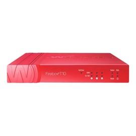 WatchGuard Firebox T10 - Sicherheitsgerät - mit 3 Jahre Total Security Suite - 3 Anschlüsse - GigE - Produktbild