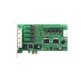 Gerdes AG PrimuX 2S0 E NT - ISDN Terminal Adapter - PCIe x1 - ISDN BRI S0 - Digitalsteckplätze: 2 Produktbild