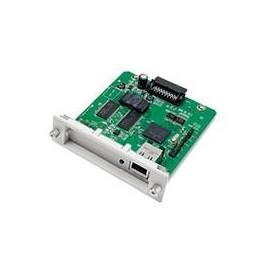 Epson - Druckserver - Epson Typ B - 10/100 Ethernet - für DFX 9000; DLQ 3500; FX 2190, 890; LQ 20XX, 21XX, 590; Produktbild