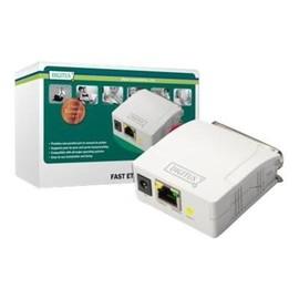 ASSMANN DN-13001-1 - Druckserver - parallel - 10/100 Ethernet Produktbild