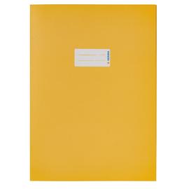 Heftumschlag A4 Recycling gelb Altpapier Herma 5521 Produktbild