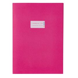 Heftumschlag A4 Recycling pink Altpapier Herma 5524 Produktbild