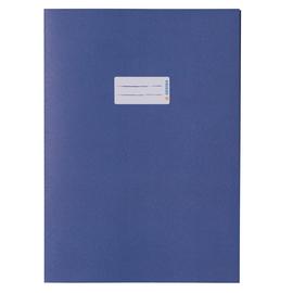 Heftumschlag A4 Recycling dunkelblau Altpapier Herma 5533 Produktbild