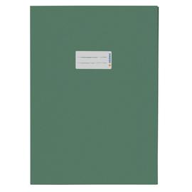 Heftumschlag A4 Recycling dunkelgrün Altpapier Herma 5535 Produktbild