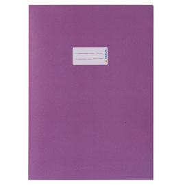 Heftumschlag A4 Recycling violett Altpapier Herma 5536 Produktbild