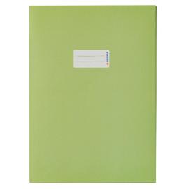 Heftumschlag A4 Recycling grasgrün Altpapier Herma 5538 Produktbild