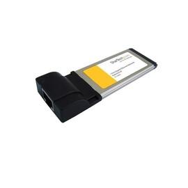 StarTech.com 34mm Ethernet Laptop ExpressCard - Netzwerkadapter - ExpressCard - Gigabit Ethernet Produktbild