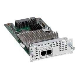 Cisco Fourth-Generation Network Interface Module - Sprach- / Faxmodul - Analogsteckplätze: 2 - wiederhergestellt Produktbild