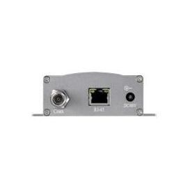 RaidSonic ICY BOX IB-CXP101VA - Netzwerkextender - 100Mb LAN - RJ-45 / BNC - bis zu 500 m Produktbild
