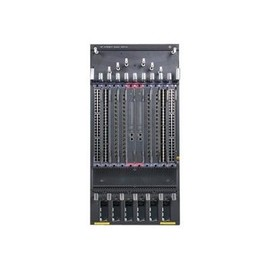 HPE 10508-V Switch Chassis - Switch - an Rack montierbar Produktbild