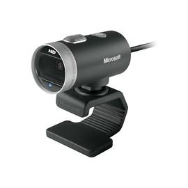 Microsoft LifeCam Cinema - Web-Kamera - Farbe - 1280 x 720 - Audio - USB 2.0 Produktbild