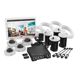 AXIS F34 Surveillance System - Video-Server Produktbild