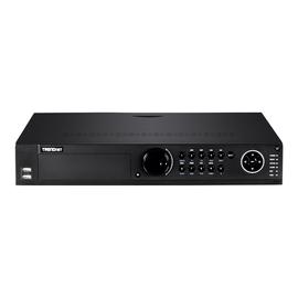 TRENDnet TV-NVR2432D4 - NVR - 32 Kanäle - 1 x 4 TB - netzwerkfähig - Rack Produktbild