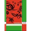 Arbeitsblock A4 blanko 50Blatt 80g holzfrei weiß Landré 100050448 Produktbild