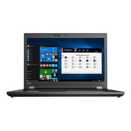Lenovo ThinkPad P72 20MB - Core i7 8750H / 2.2 GHz - Win 10 Pro 64-Bit - 16 GB RAM - 512 GB SSD TCG Opal Encryption Produktbild