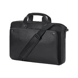 """HP Executive Top Load - Notebook-Tasche - 39.6 cm (15.6"""") - Schwarz - für Chromebook 11 G6, 14 G5; EliteBook 1050 Produktbild"""