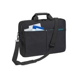 """PEDEA Lifestyle - Notebook-Tasche - 39.6 cm (15.6"""") - Schwarz Produktbild"""