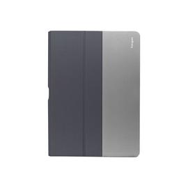 Targus Fit-N-Grip Rotating Universal - Flip-Hülle für Tablet - Polyurethan - Grau Produktbild