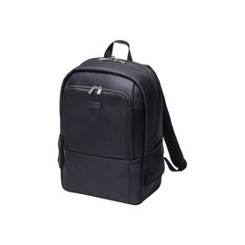 "Dicota Backpack BASE Laptop Bag 14.1 - Notebook-Rucksack - 35.8 cm (14.1"") - Schwarz Produktbild"