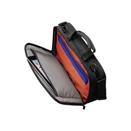 """Case Logic 14"""" CheckPoint Friendly Laptop Case - Notebook-Tasche - 35.6 cm (14"""") - Schwarz Produktbild"""