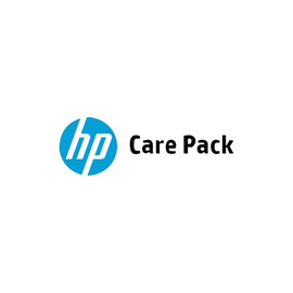Electronic HP Care Pack Next Business Day Hardware Support for Travelers with Defective Media Retention - Produktbild
