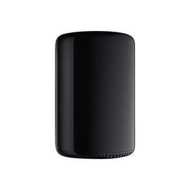 Apple Mac Pro - Tower - 1 x Xeon E5 / 3.5 GHz - RAM 16 GB - SSD 512 GB - FirePro D500 Produktbild