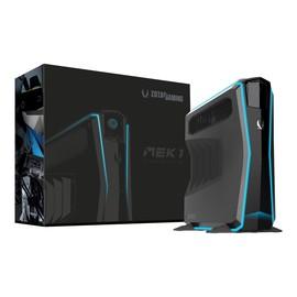 ZOTAC GAMING MEK1 - Mini-ITX - 1 x Core i7 7700 / 3.6 GHz - RAM 16 GB - SSD 240 GB - NVMe, HDD 1 TB Produktbild