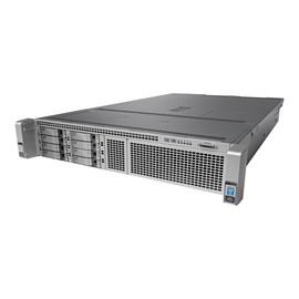 Cisco UCS Smart Play 8 C240 M4 SFF Performance Plus - Server - Rack-Montage - 2U - zweiweg - 2 x Xeon E5-2680v3 / Produktbild