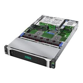 HPE ProLiant DL385 Gen10 Entry - Server - Rack-Montage - 2U - zweiweg - 1 x EPYC 7251 / 2.1 GHz Produktbild