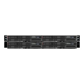 Intel Server System LSP2D2ZS554600 - Server - Rack-Montage - 2U - 8 x Xeon Gold 6154 / 3 GHz - RAM 768 GB Produktbild
