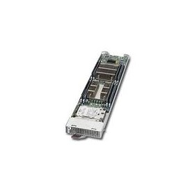 "Supermicro MicroBlade MBI-6128R-T2X - Server - Blade - zweiweg - RAM 0 MB - SATA 6.4 cm (2.5"") Produktbild"