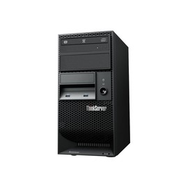 Lenovo ThinkServer TS150 70UD - Server - Tower - 4U - 1-Weg - 1 x Xeon E3-1275V6 / 3.8 GHz Produktbild
